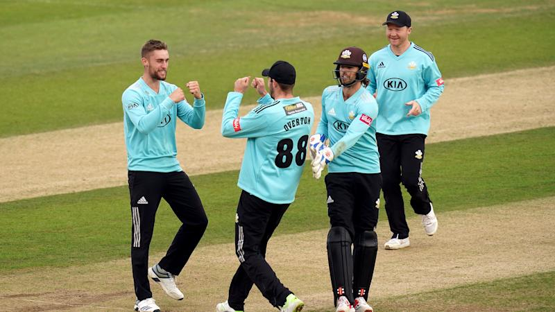 Surrey, Gloucestershire, Lancashire and Nottinghamshire reach T20 Finals Day
