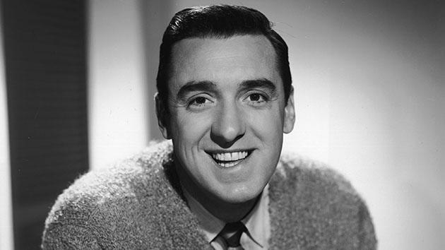 Promotional studio portrait of American actor and singer Jim Nabors.