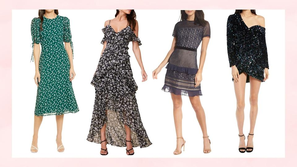 Nordstrom's Dress Sale is here - save up to 50% on dresses from your favourite designers.
