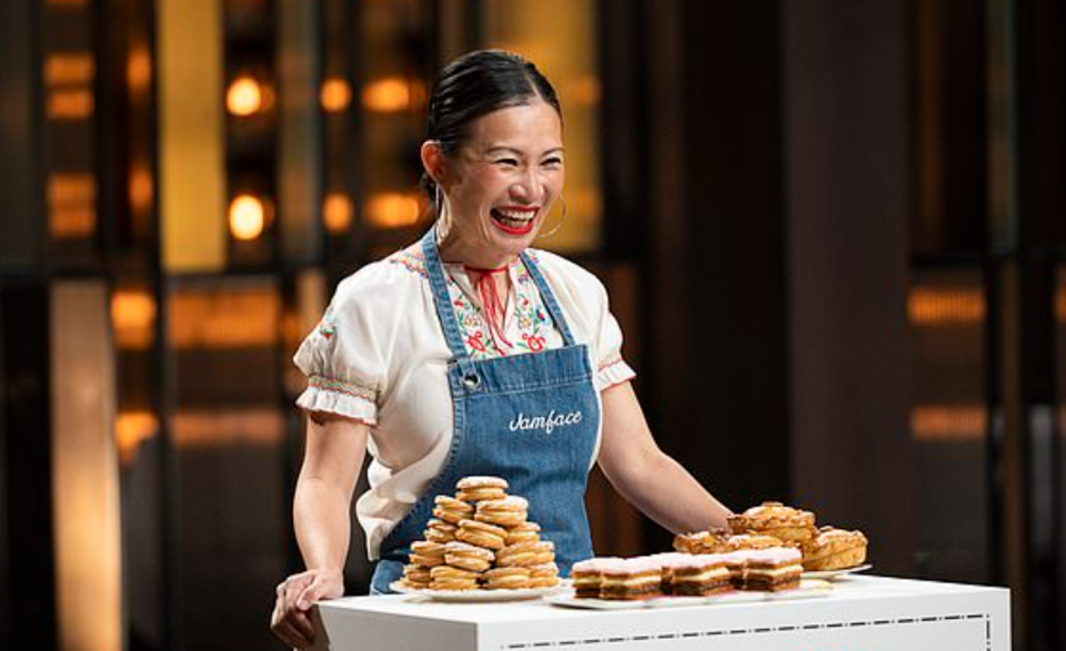 Poh Ling Yeow back on MasterChef