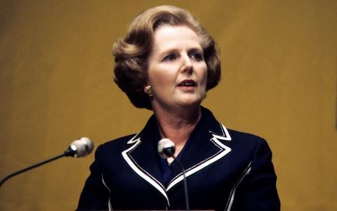 Margaret Thatcher in 1979 - Credit: PA