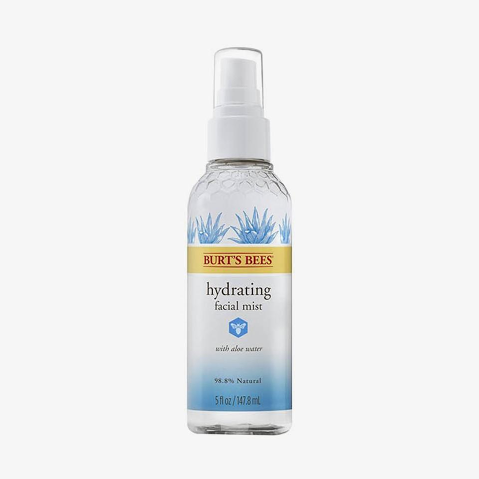 """<p>Nothing transports you straight to the spa quite like a luxurious facial mist, but if it happens to also contain all-natural ingredients, smell like fresh laundry, and cost less than $15 - like in the case of this <a href=""""https://www.popsugar.com/buy/Burt-Bees-Hydrating-Facial-Mist-483248?p_name=Burt%27s%20Bees%20Hydrating%20Facial%20Mist&retailer=ulta.com&pid=483248&price=12&evar1=bella%3Auk&evar9=46508103&evar98=https%3A%2F%2Fwww.popsugar.com%2Fbeauty%2Fphoto-gallery%2F46508103%2Fimage%2F46523489%2FBurts-Bees-Hydrating-Facial-Mist&list1=beauty%20products%2Cnatural%20beauty%2Cburts%20bees%2Cbeauty%20review%2Cclean%20beauty%2Cbest%20of%202019%2Cpower%20your%20pretty%20awards&prop13=api&pdata=1"""" rel=""""nofollow"""" data-shoppable-link=""""1"""" target=""""_blank"""" class=""""ga-track"""" data-ga-category=""""Related"""" data-ga-label=""""https://www.ulta.com/hydrating-facial-mist?productId=pimprod2002871"""" data-ga-action=""""In-Line Links"""">Burt's Bees Hydrating Facial Mist</a> ($12) - well . . . even better. </p>"""