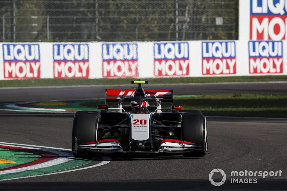 "Kevin Magnussen, Haas VF-20<span class=""copyright"">Charles Coates / Motorsport Images</span>"