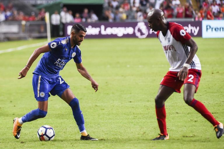 Tottenham are monitoring Riyad Mahrez's situation but Leicester City will have to lower £50m valuation