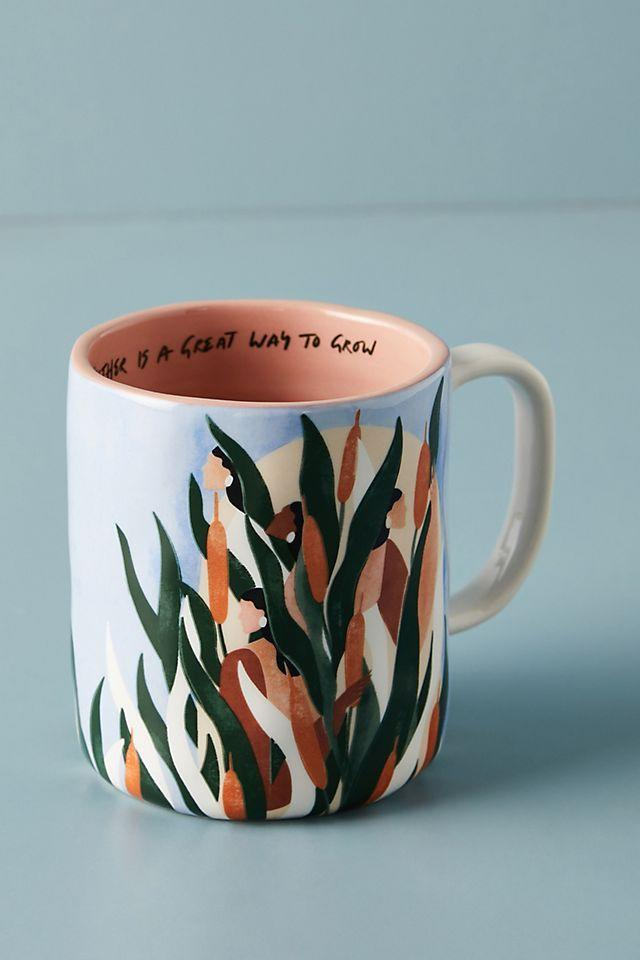 """<br><br><strong>Maggie Stephenson</strong> Happiness Blooms Mug, $, available at <a href=""""https://go.skimresources.com/?id=30283X879131&url=https%3A%2F%2Fwww.anthropologie.com%2Fshop%2Fmaggie-stephenson-happiness-blooms-mug"""" rel=""""nofollow noopener"""" target=""""_blank"""" data-ylk=""""slk:Anthropologie"""" class=""""link rapid-noclick-resp"""">Anthropologie</a>"""