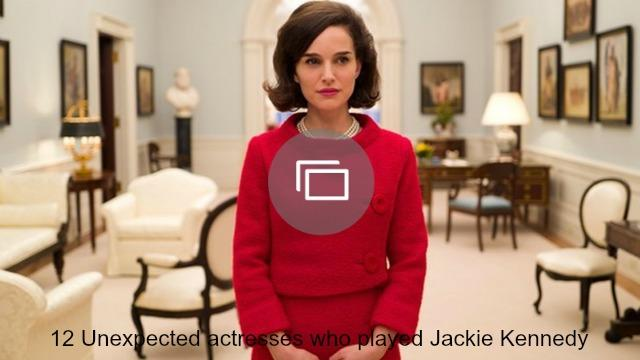 jackie kennedy slideshow