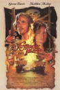 "<p><em>Cutthroat Island</em>, starring Geena Davis, has held the title of the largest box office flop since its 1995 release. The pirate film only grossed a mere $10 million at the box office, while touting a <a href=""https://www.boxofficemojo.com/release/rl4014835201/weekend/"" rel=""nofollow noopener"" target=""_blank"" data-ylk=""slk:$98 million production budget"" class=""link rapid-noclick-resp"">$98 million production budget</a>. </p>"