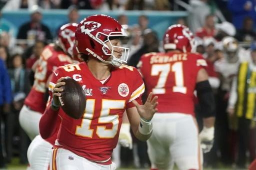 Magic Mahomes: Kansas City quarterback Patrick Mahomes rallied the Chiefs from a 10-point third-quarter deficit in a stirring Super Bowl victory over the San Francisco 49ers