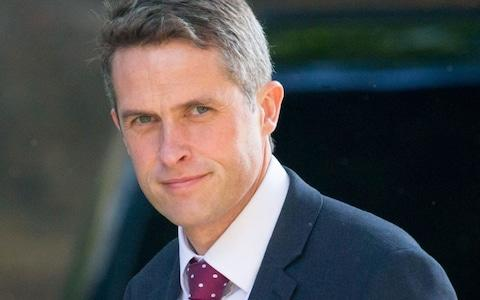 Gavin Williamson has announced the move in a show of support for Nato - Credit: Mark Thomas/Shutterstock