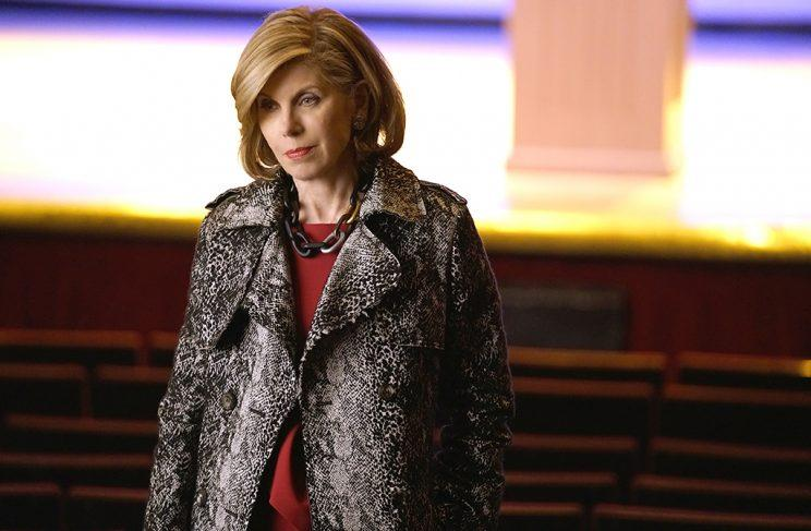 Christine Baranski as Diane Lockhart (Photo: Patrick Harbron/CBS)