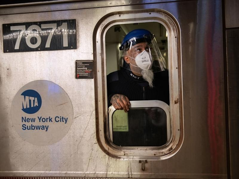 Full subway service will be restored when New York City is cleared for reopening on June 8.