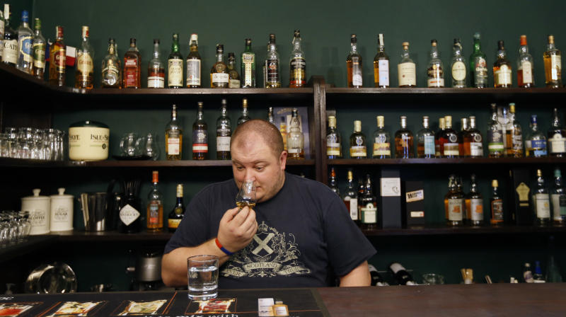 Czech communist whisky matures to excellence