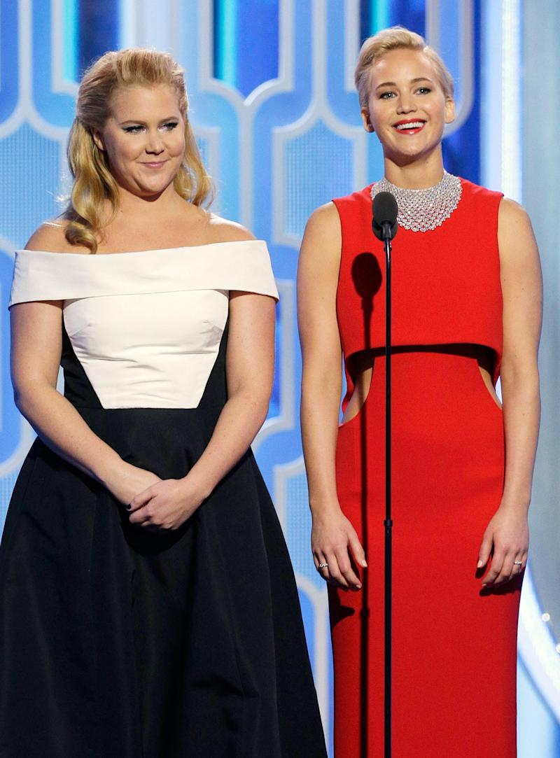 Amy Schumer's Most Recent Text Conversation with Jennifer Lawrence Is Hilarious