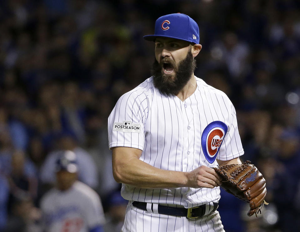 It's safe to say Jake Arrieta didn't get the deal he imagined he would. (AP)