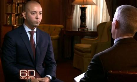 In his first interview since publicly resigning from Goldman Sachs, Greg Smith tells Anderson Cooper on 60 Minutesthat he hoped the op-ed would be a wake-up call.