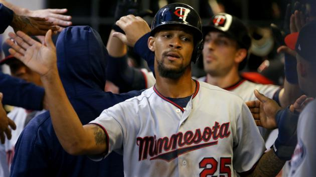 Falvey: Twins OF Buxton Has Bone Contusion
