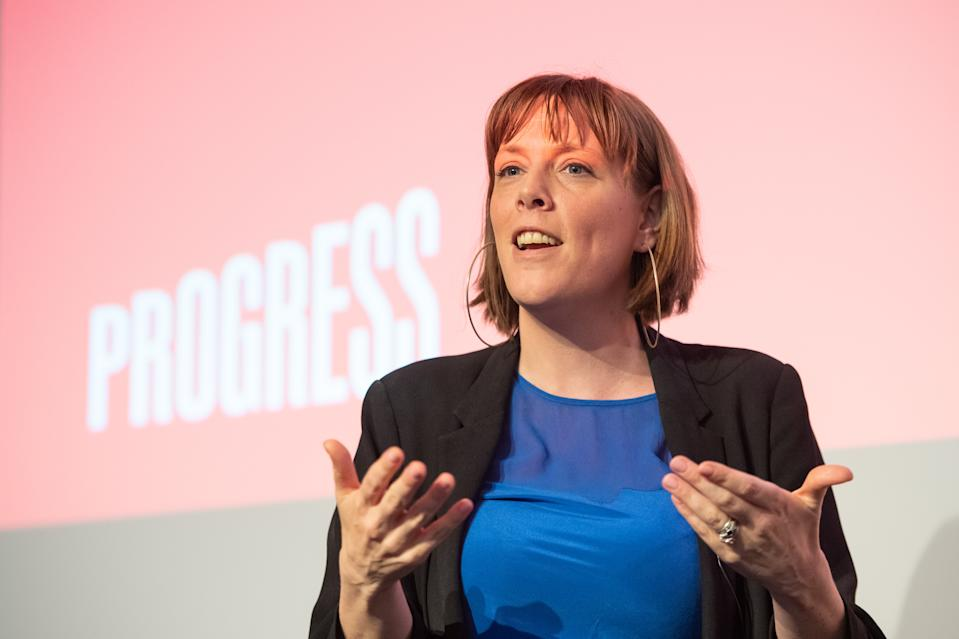 File photo dated 11/5/2019 of Jess Phillips, who has said she may consider running for the party leadership if Jeremy Corbyn stands down.