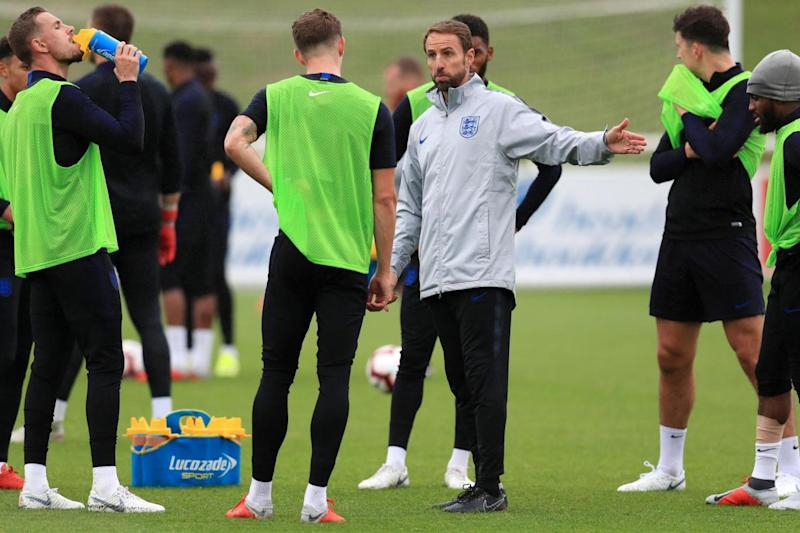 Gareth Southgate: England must move on from - not look back at - World Cup run