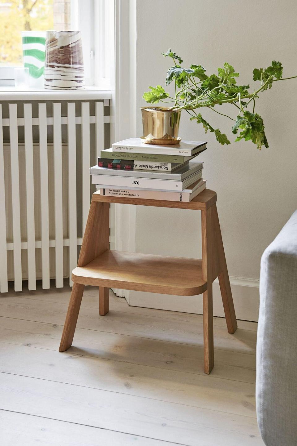 <p>This <span>HAY Butler Step Stool</span> ($395) looks so stylish, it's totally worth the splurge.</p>
