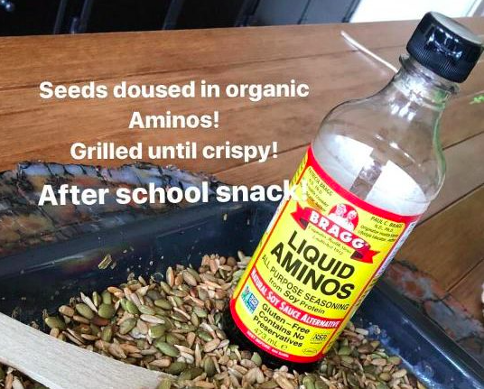 Victoria Beckham has revealed what she feeds her children for an after school snack [Photo: Instagram/victoriabeckham]