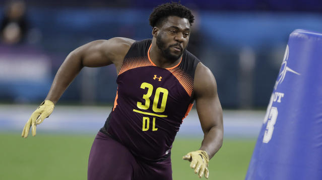 Josh Norris and Evan Silva walk through the Ravens' top three needs and offer options for each of their draft picks.
