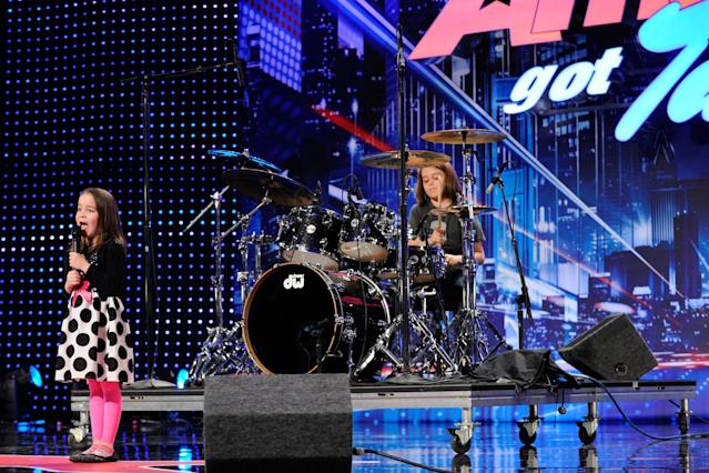 "Aaralyn and Isaiah O'Neil are one of the Top 60 acts on NBC's ""America's Got Talent"" Season 8."
