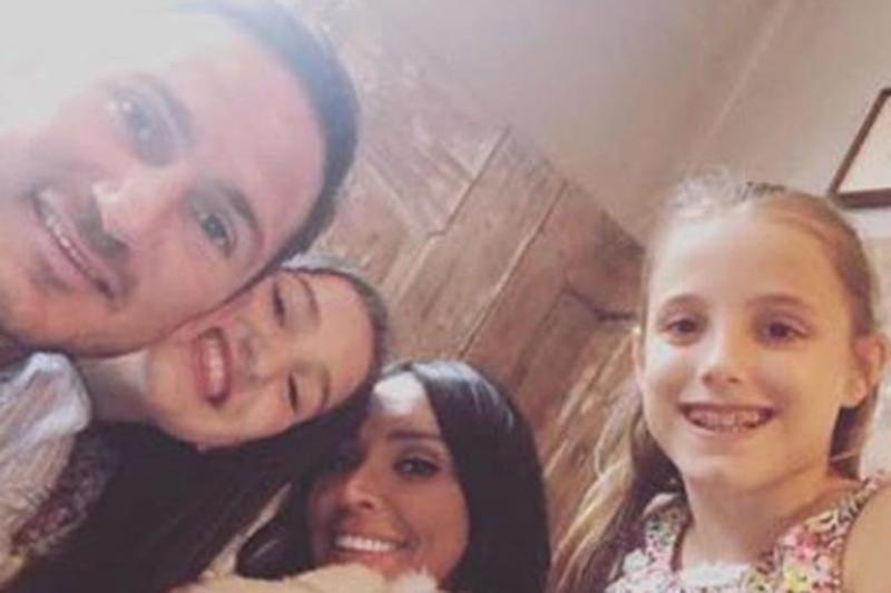 Excited: Frank and Christine Lampard: Instagram/ Christine Lampard