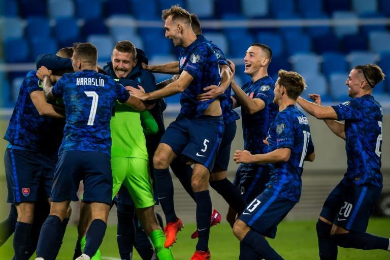 Slovakia beat the Republic of Ireland on penalties to reach a Euro 2020 playoff final against Northern Ireland