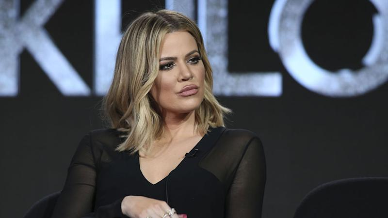Khloé Kardashian's Response to That Tristan Thompson Engagement Rumor Is Just Priceless