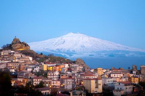 Catch glimpses of Etna - Credit: GETTY