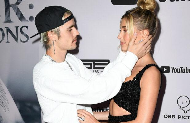 Hailey Bieber Credits Jimmy Fallon – and a Party Trick – for Her Reconnection With Hubby Justin Bieber (Video)