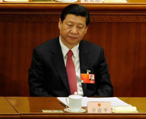 Xi Jinping is expected to take over from Hu Jintao at the helm of the Communist Party later this year