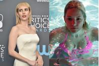 "<p><em>Scream Queens</em> star Emma Roberts was set to star as one of the main gals in <em>Spring Breakers</em> alongside Selena Gomez and Vanessa Hudgens. But she pulled out of the film, with director Harmony Korine chalking it up to ""creative differences."" He <a href=""https://nypost.com/2013/03/10/breaking-point-3/"" rel=""nofollow noopener"" target=""_blank"" data-ylk=""slk:told the New York Post"" class=""link rapid-noclick-resp"">told the <em>New York Post</em></a>, ""I make a specific type of film, and it goes hard. It's not always for everyone."" <em>Pretty Little Liars</em> star Ashley Benson replaced Roberts in the indie hit. </p>"