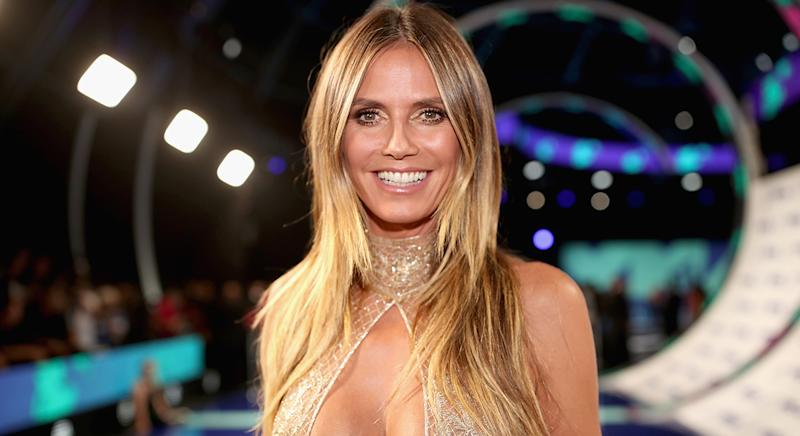 Heidi Klum reveals beauty and skincare secrets