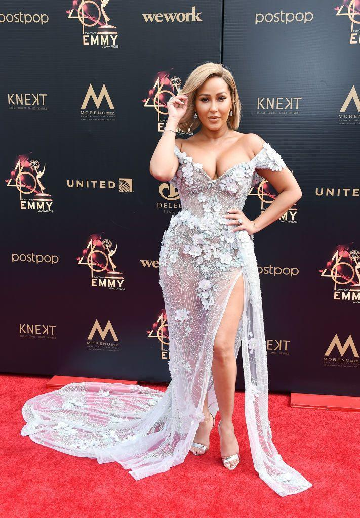 "<p>Between <em>Cheetah Girls </em>and <em>Cheetah Girls 2</em>, Andrienne Bailon got breast implants. ""Probably one of my greatest regrets,"" Bailon told <a href=""https://www.eonline.com/shows/e_news/news/578511/adrienne-bailon-talks-turning-30-the-real-and-her-biggest-plastic-surgery-regret-watch-now"" rel=""nofollow noopener"" target=""_blank"" data-ylk=""slk:E! News in 2014"" class=""link rapid-noclick-resp""><em>E! News </em>in 2014</a>. ""I went from having an insecurity that I didn't have big breasts to now looking like a porn star. And I was like 'Uh, this is not great.'""</p>"