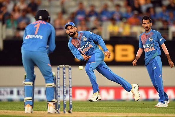 India clinched the opener at Auckland
