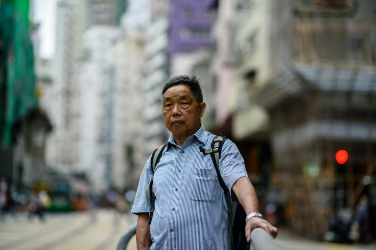 Luk Tak-shing, now 70, was jailed during the May 1967 riots in Hong Kong