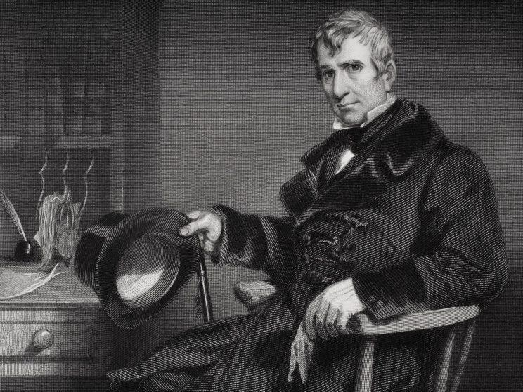 William Henry Harrison died just 32 days into his presidency. (Photo by Universal History Archive/Getty Images)