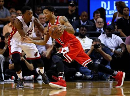 Derrick Rose will get a fresh start in New York. (Getty Images)