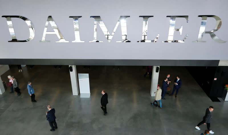Daimler upbeat on sales prospects in China - executive