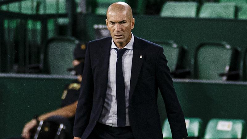 Zidane happy with squad as Madrid boss dismisses transfer talk after Betis win