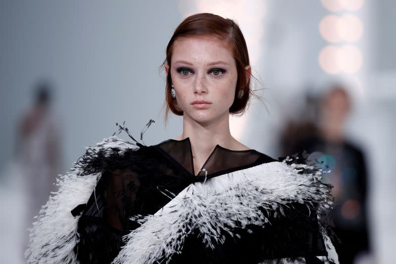 FILE PHOTO: Chanel Spring/Summer 2021 ready-to-wear collection in Paris