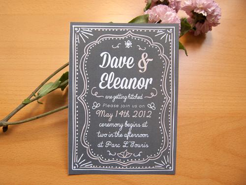 Affordable Wedding Invites: 9 Affordable Wedding Invitations From Etsy