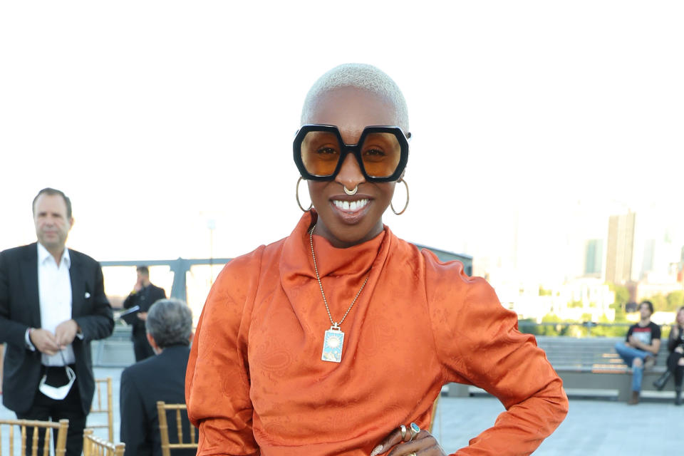 Cynthia Erivo (Getty Images for The New School)