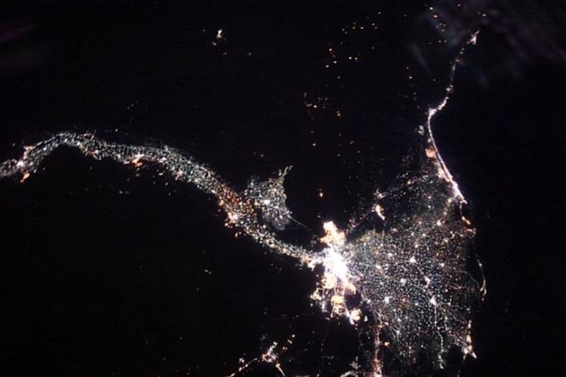 Ever Wondered What the Nile River Looks Like from Space? NASA Astronaut Shares Stunning Photos