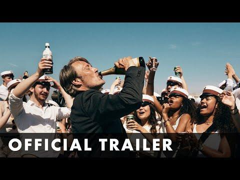 """<p>There may be no more joyous 2020 cinematic scene than the closer of Thomas Vinterberg's <em>Another Round</em>, a sloshed dramedy about four Copenhagen teachers' attempts to reinvigorate their moribund lives by testing psychiatrist Finn Skårderud's theory that humans' optimal blood alcohol content level is .5%. Led by Martin (Mads Mikkelsen), whose indifference in the classroom is matched by his apathy at home with his wife (Maria Bonnevie) and two kids, the quartet begins imbibing during working hours, only to discover—voila!—that being a bit buzzed has transformative effects on their teaching, relationships, and disposition. Sneaking swigs of booze, of course, has a predictable downside, and Vinterberg's film (co-written by Tobias Lindholm) charts his protagonists' revitalizing high and inevitable crash with compassionate attention to the malaise of middle age and the temporary bliss that comes from getting good and blitzed. It's a muted and moving snapshot of men searching for a second wind in reckless fashion, and as Martin, Mikkelsen delivers one of the finest performances of his career, veering between numbness, regret, doubt and—in that astounding climax—liberating release.</p><p><a href=""""https://www.youtube.com/watch?v=40X5EX6Us7c"""" rel=""""nofollow noopener"""" target=""""_blank"""" data-ylk=""""slk:See the original post on Youtube"""" class=""""link rapid-noclick-resp"""">See the original post on Youtube</a></p>"""