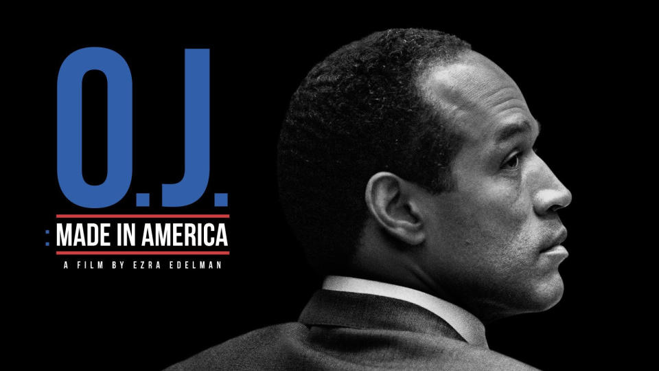 'O.J.: Made in America'. (Credit: ESPN)