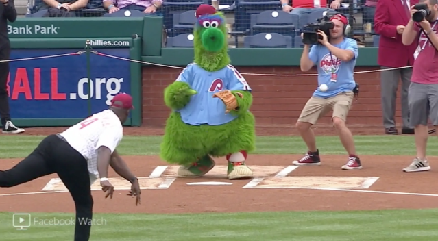 Is this first pitch worse than 50 Cent's? (MLB)