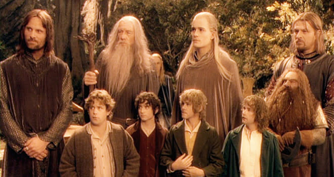 The Fellowship of the Ring (Credit: New Line)