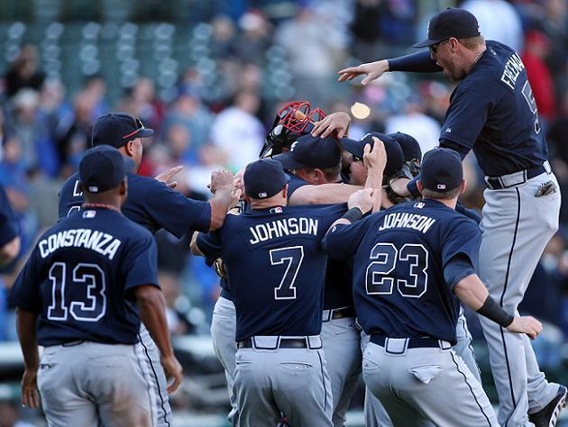 Back on top: Braves clinch first NL East division title since 2005